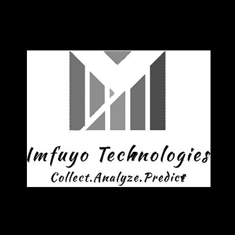 Imfuyo tech logo  greyscale
