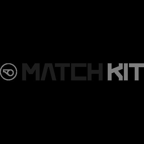 Matchkit logo  greyscale