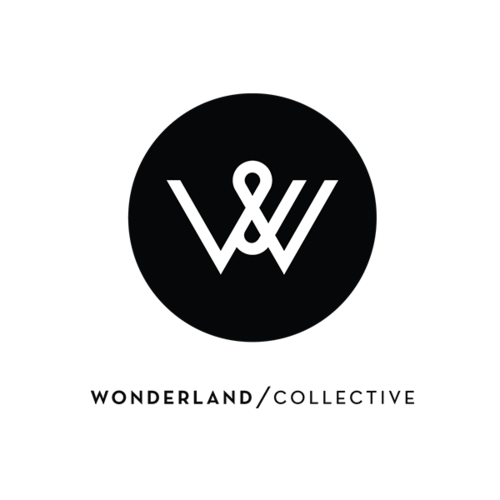 Logo wonderland collective vertical logo