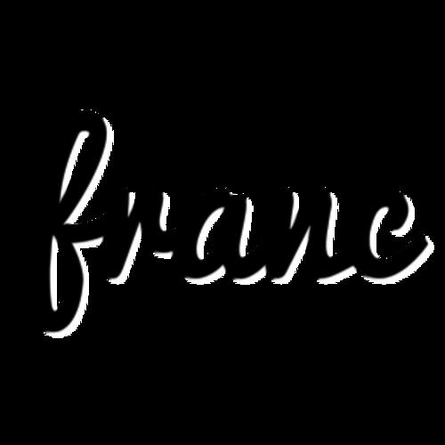 Logo franc logo