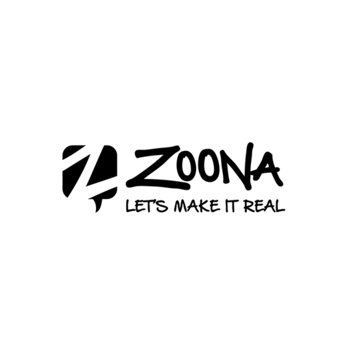 Logo alphacode gold zoona 500