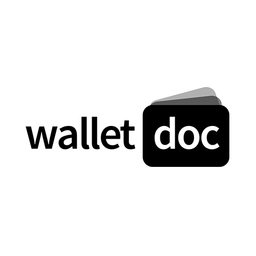 Logo wallet doc logo 500x500 black